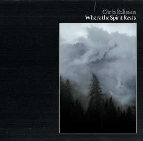Chris Eckman (Walkabouts): Where The Spirit Rests, CD