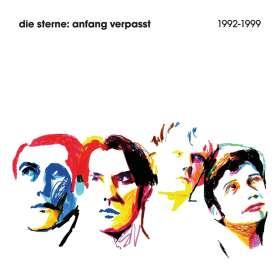 Die Sterne: Anfang verpasst (1992 - 1999) (Limited Edition), CD