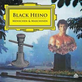 Black Heino: Menschen und Maschinen, CD