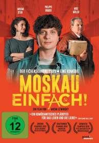 Micha Lewinsky: Moskau einfach!, DVD