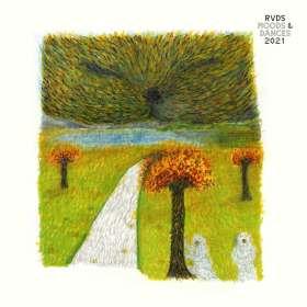 Richard von der Schulenburg (RVDS): Moods And Dances 2021, CD