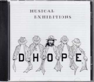 Dhope: Musical Exhibitions, CD