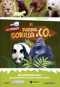 Panda, Gorilla & Co. Vol.6 (Folgen 53-56), DVD