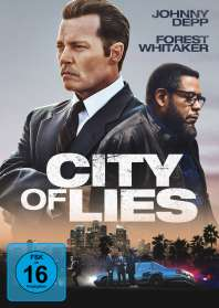 Brad Furman: City of Lies, DVD
