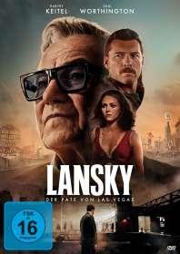 Eytan Rockaway: Lansky - Der Pate von Las Vegas, DVD
