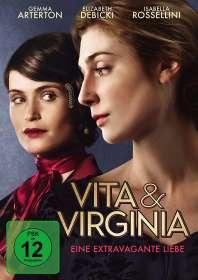 Chanya Button: Vita & Virginia - Eine extravagante Liebe, DVD