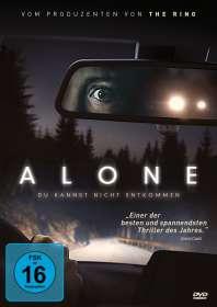 John Hyams: Alone - Du kannst nicht entkommen, DVD