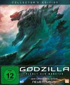 Hiroyuki Seshita: Godzilla: Planet der Monster (Collector's Edition), DVD