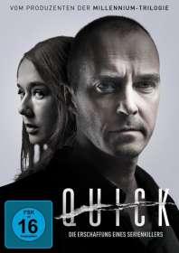 Mikael Hafström: Quick: Die Erschaffung eines Serienkillers, DVD