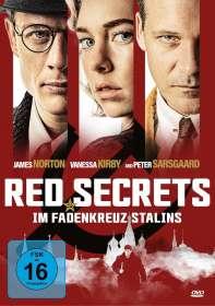 Agnieszka Holland: Red Secrets, DVD