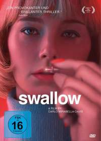 Carlo Mirabella-Davis: Swallow, DVD