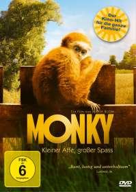 Maria Blom: Monky - Kleiner Affe, großer Spass, DVD