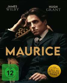 James Ivory: Maurice (1987) (Special Edition) (Blu-ray & DVD im Mediabook), BR