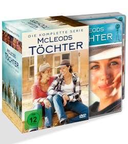 Richard Jasek: McLeods Töchter (Komplette Serie), DVD