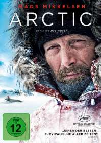 Joe Penna: Arctic, DVD