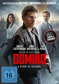 Brian de Palma: Domino (2019), DVD