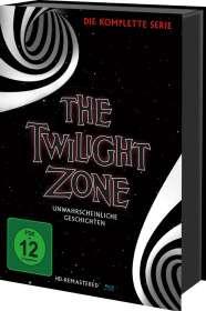 John Brahm: The Twilight Zone (Komplette Serie) (Blu-ray), BR