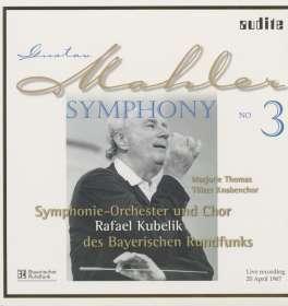 Gustav Mahler (1860-1911): Symphonie Nr.3 (180g), LP