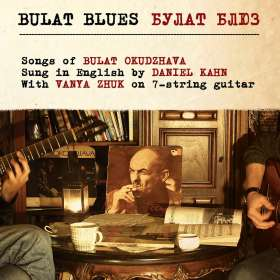 Kahn,Daniel/Zhuk,Vanya: Bulat Blues, CD