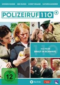 Bodo Fürneisen: Polizeiruf 110: Braut in Schwarz (Folge 242), DVD