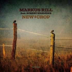Markus Rill: New Crop, CD