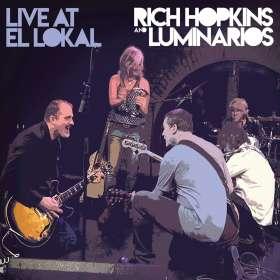 Rich Hopkins & Luminarios: Live At El Lokal, CD