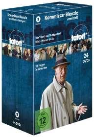 Tatort Stuttgart - Kommissar Bienzle ermittelt, DVD