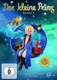 Der kleine Prinz Staffel 3, DVD