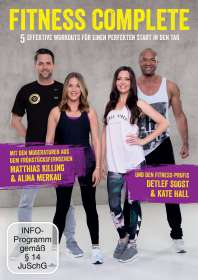 Fitness Complete, DVD