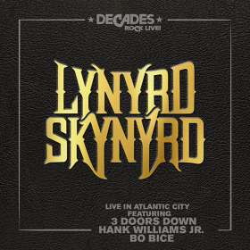 Lynyrd Skynyrd: Live In Atlantic City, CD