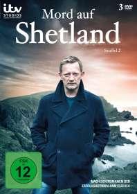 Jan Matthys: Mord auf Shetland Staffel 2, DVD