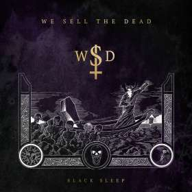 We Sell The Dead: Black Sleep, CD