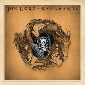 Jon Lord (geb. 1941): Sarabande (Remastered 2019), LP