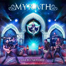 Myrath: Live In Carthage, CD