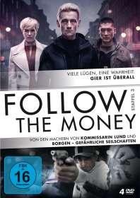 Follow the Money Staffel 3, DVD