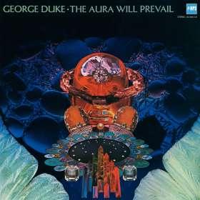 George Duke (1946-2013): The Aura Will Prevail, CD