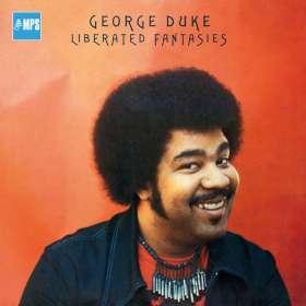 George Duke (1946-2013): Liberated Fantasies, CD