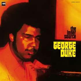 George Duke (1946-2013): The Inner Source, CD