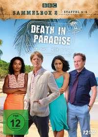 Death in Paradise Staffel 4-6 (Sammelbox 2), DVD