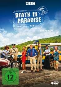 Death in Paradise Staffel 9, DVD
