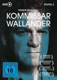 Kommissar Wallander Staffel 2, DVD