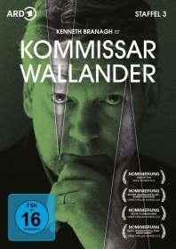 Kommissar Wallander Staffel 3, DVD
