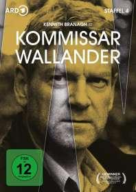 Kommissar Wallander Staffel 4 (finale Staffel), DVD