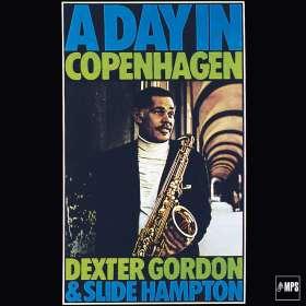 Dexter Gordon & Slide Hampton: A Day In Copenhagen, CD