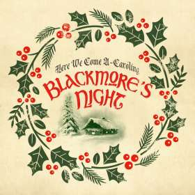 Blackmore's Night: Here We Come A-Caroling (Limited Edition) (Translucent Green Vinyl), 10I