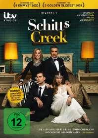 Schitt's Creek Staffel 1, DVD