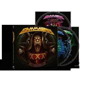 Gamma Ray (Metal): 30 Years: Live Anniversary, CD