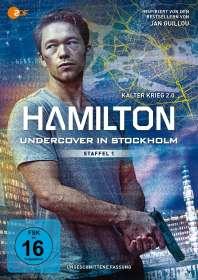 Hamilton - Undercover in Stockholm Staffel 1, DVD