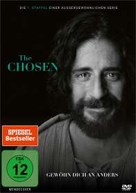 Dallas Jenkins: The Chosen Staffel 1, DVD