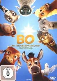 Timothy Reckart: Bo und der Weihnachtsstern, DVD